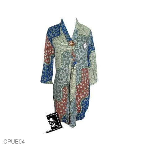Promo Blus Batik Astri Bisa Untuk Seragam Murah Awet Gaul Ke baju batik blus jupe motif tirta bunga melati promo blus lengan tanggung murah batikunik