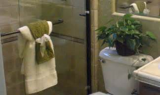 Bathroom Towels Decoration Ideas Towel Decorations Shaping Spaces Group Blog