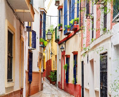 Houses With Courtyards by 15 Top Rated Tourist Attractions In Seville Planetware