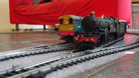 hornby layout youtube my new hornby layout youtube