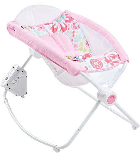 Fisher Price Baby Rocker Sleeper by Fisher Price Newborn Auto Rock N Play Sleeper Floral