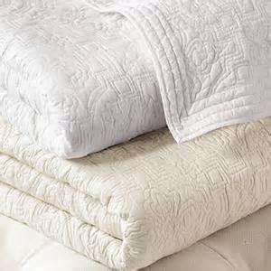 ralph garden gate king quilt white