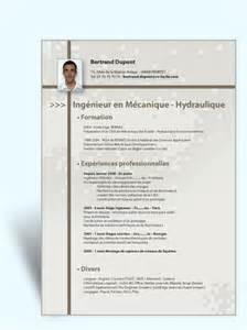 Curriculum Vitae Service by Mod 232 Le Cv Ing 233 Nieur Exemple Cv Original