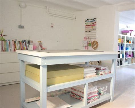 diy fabric cutting table best 20 fabric cutting table ideas on sewing