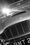 Goldfinger Auction Report - The golden DB5 auctioned today
