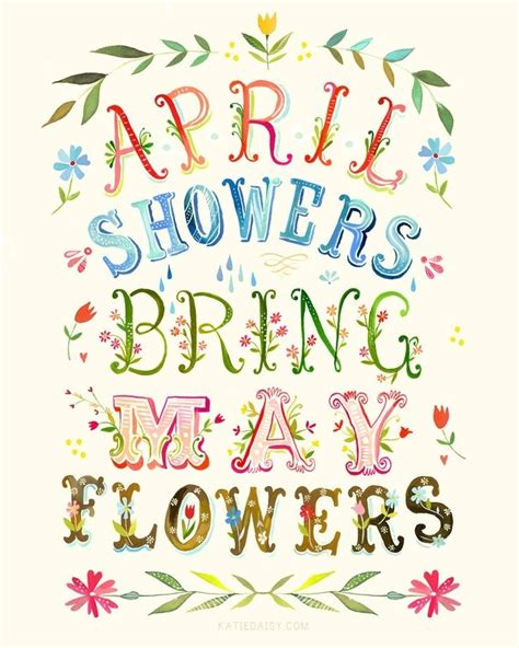 April Showers Quotes by April Showers Quotes Pictures