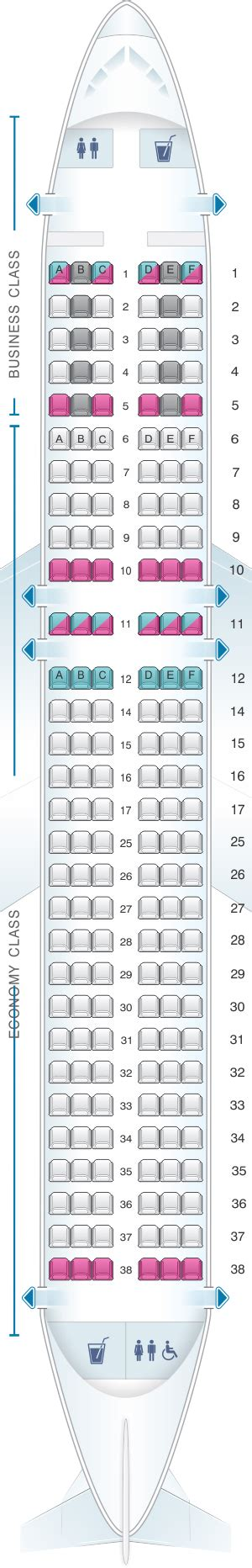 a320 200 seat plan seat map swiss airbus a320 200 seatmaestro