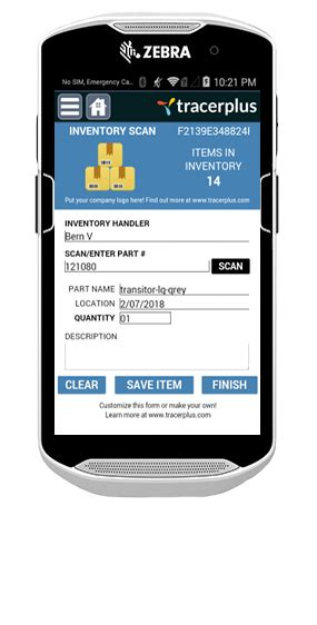 mobile inventory mobile inventory management and tracking tracerplus