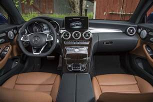 Mercedes With Interior Take 2017 Mercedes C300 4matic Coupe