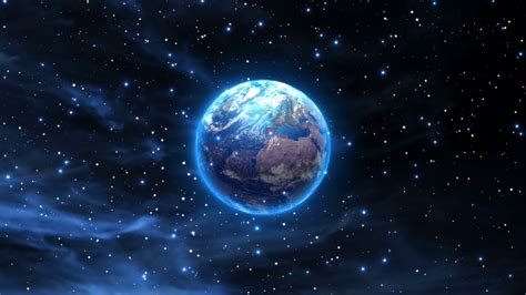 image gallery imagenes dreamy earth with bright blue aura and glow spinning in