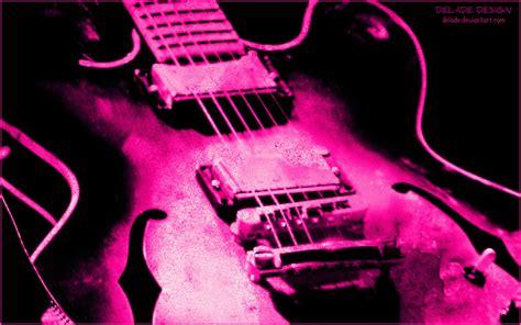girly guitar wallpaper guitar grunge pink wallpaper hd wallpapers