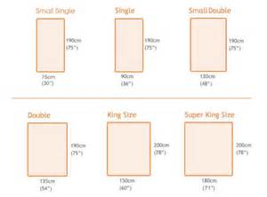 For beds bed and mattress sizes find the right bed size for you