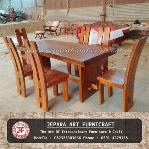 Promo Muraaah Natur Shoo Best Seller promo besar meja makan antik solid trembesi harga murah