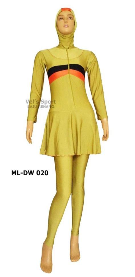 Baju Renang Speedo Laki Laki baju renang muslimah ml dw 020 baju renang muslim