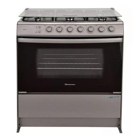 cocinas agas cocina a gas indurama murcia 6 quemadores color croma