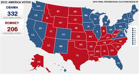 us map elections 2012 presidential election 2012 results information and live