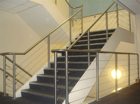 Handrails Stainless Steel Balustrade And Access For Offices Schools