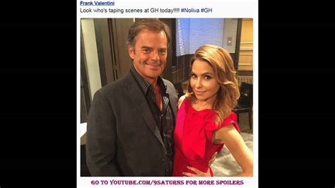 general hospital ned and olivia gh ned olivia spoiler general hospital wally kurth lisa