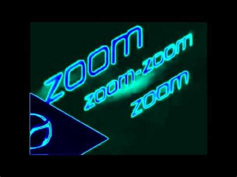 mazda zoom zoom zoom mazda logo enhancted with group youtube