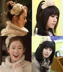Model Rambut K Cut by Potongan Rambut Ala Artis Korea O K Cut Shella Chan