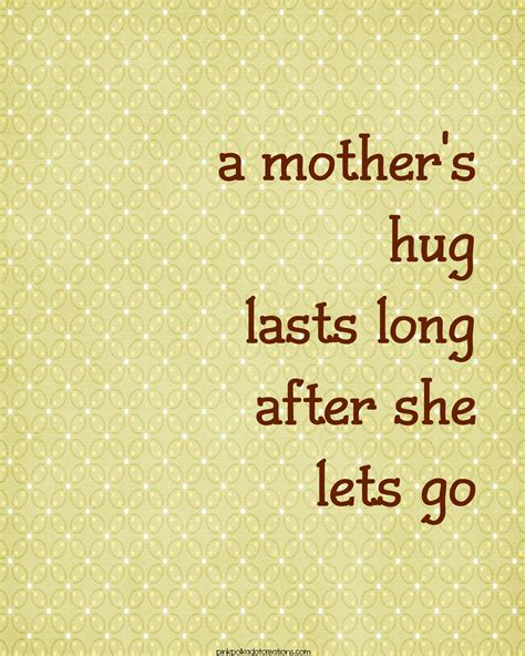 thoughts for s day s hug quote archives pink polka dot creations