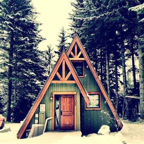 Small A Frame Cabin by A Frame Cabin Interior Photos Studio Design Gallery