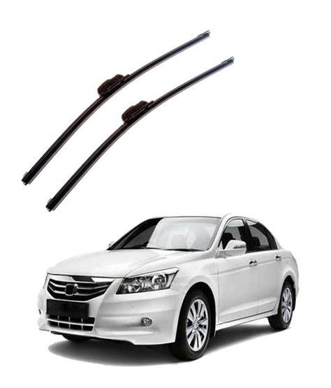 Wiper Honda Accord Wiper Mobil Frameless Soft Wiper Accord autofurnish frameless wiper blades for honda accord 26 x 19 inch buy autofurnish frameless