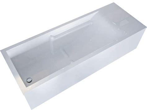 materiale vasca da bagno vascadoccia autoportante