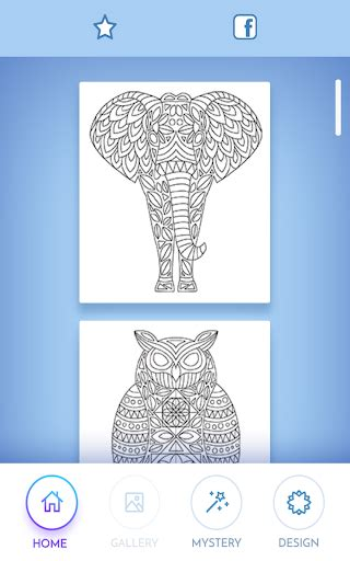 mandala coloring book apk coloring book animal mandala apk 3 7 4 only
