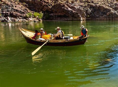 dory boats grand canyon history of dory trips grand canyon arizona raft adventures