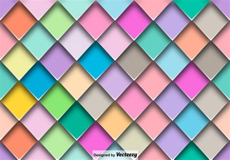 colorful pattern vector abstract colorful tiles seamless pattern
