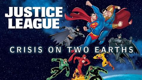 film streaming justice league crisis on two earths vf best justice league animated movies for dc comics fans