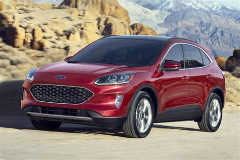 Ford Discontinuing In 2020 by Look 2020 Ford Escape Won T Lack Engine Options