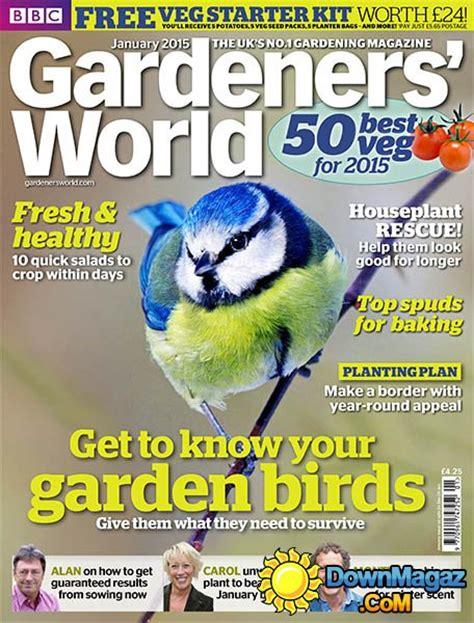 Gardeners World by Gardeners World January 2015 187 Pdf Magazines