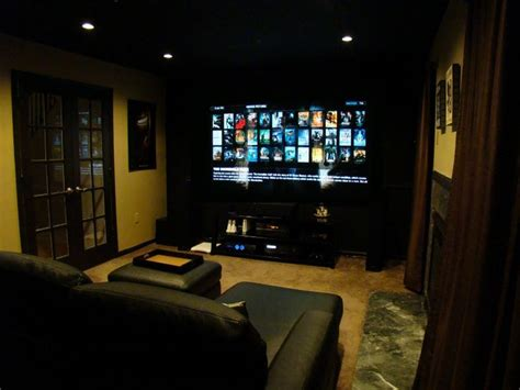 Small Home Theater Room Pictures Best 25 Small Home Theaters Ideas On Small