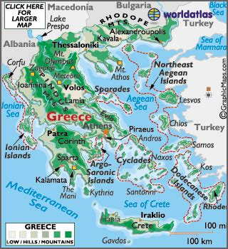 printable map of turkey and greece greece map geography of greece map of greece