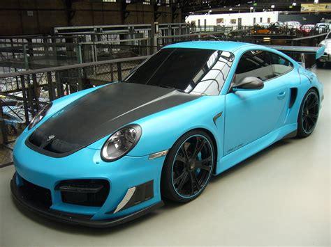 Porsche Modellreihen by Porsche 911 Gt Street Rs Modellreihe 997 Von Techart Der