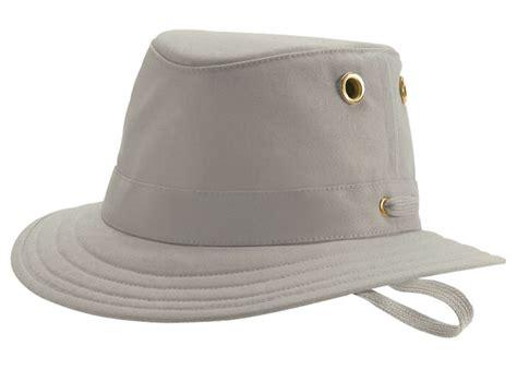 tilley cotton duck hat t5 medium brim khaki the