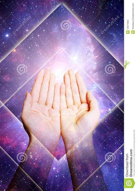 reiki espiritual da energia foto de stock imagem de
