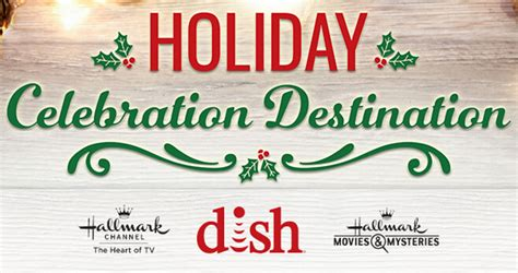 Tv Sweepstakes 2017 - dish holiday celebration destination sweepstakes 2017 mydish