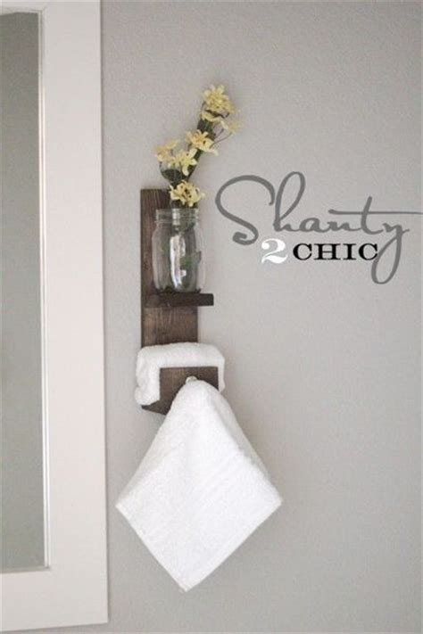 bathroom hand towel hooks mason jar towel hook bath ideas juxtapost