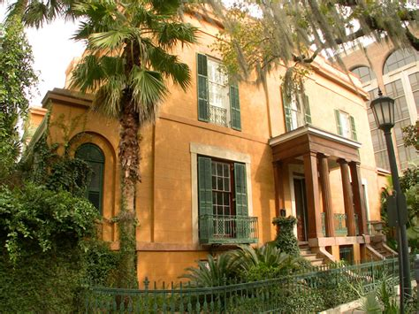 Savannah Walking Tours 187 Blog Archive The Sorrel Weed House Haunted By Bad History