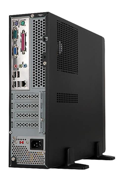 slim pc case fan in win bl641 sff matx slim case with ip s300ff1 0 h