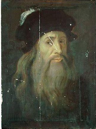 possible leonardo da vinci self portrait found