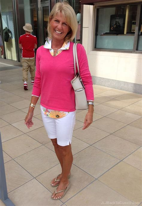fashion for 40 something women classic summer preppy fashion over 40 spring summer