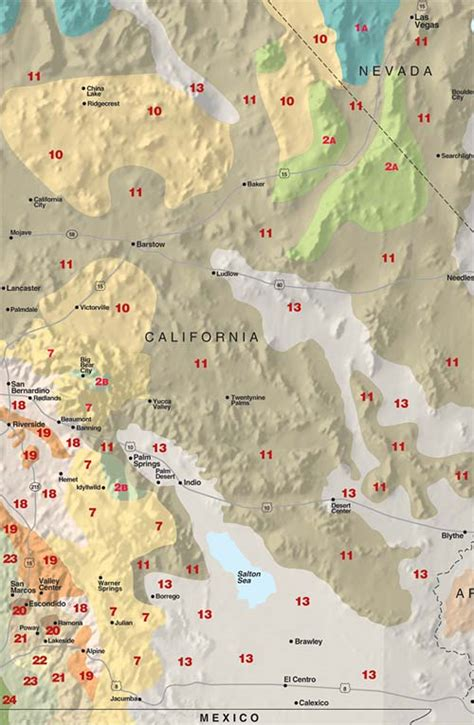 western garden book zones here s a way to find your california climate zone