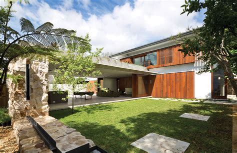Houses In The Hills gallery of hunters hill house arkhefield 5