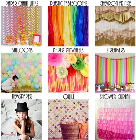 16 photo booth backdrop ideas images diy photo booth how to bokeh photography backdrop 9 more diy backdrop