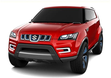 Maruthi Suzuki Cars Maruti Xa Alpha Compact Suv To Launch In 2014 Rs 7
