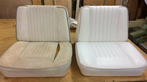boat cushions reupholstered how to reupholster a boat seat brokeasshome